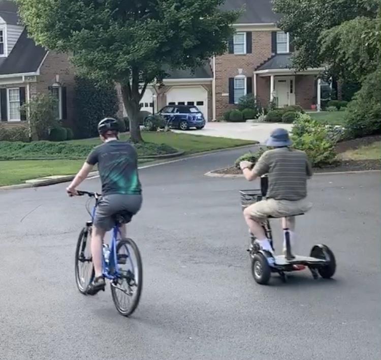 Triad and Bike