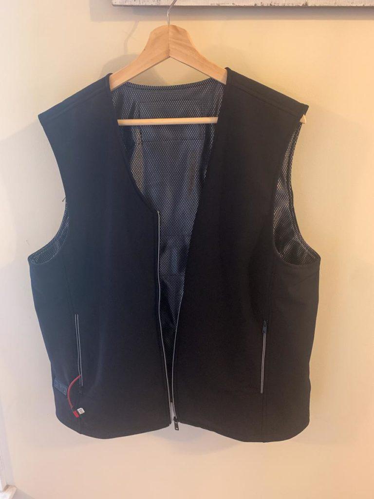 USB Powered Heat Vest